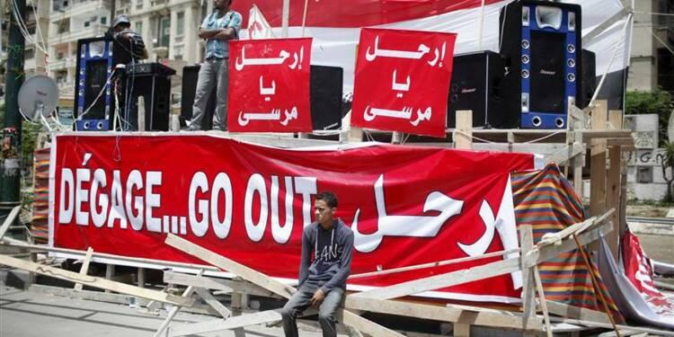 Le sort du président Mohamed Morsi en suspens en Egypte
