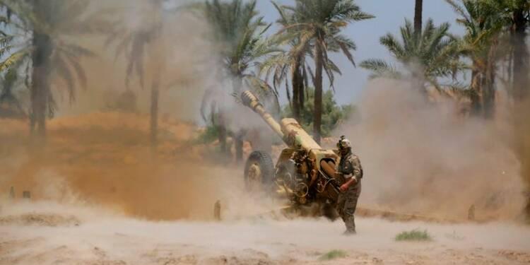 L'Irak demande aux Etats-Unis des frappes contre les djihadistes