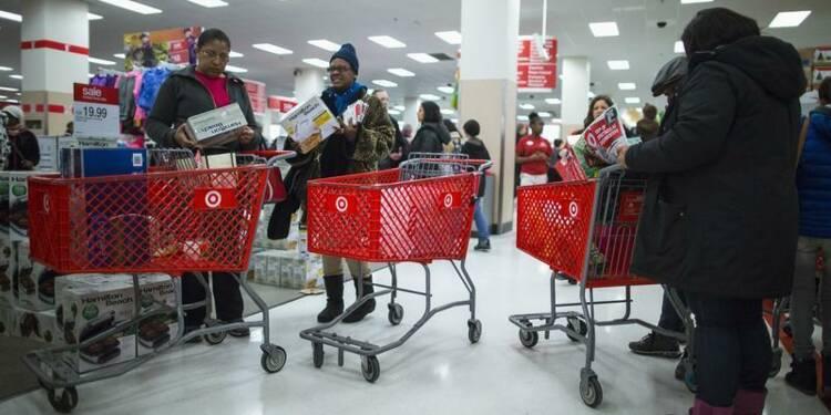 La confiance du consommateur en nette hausse en décembre