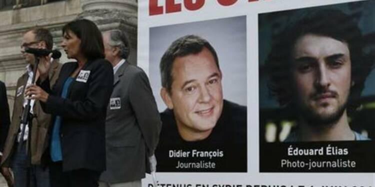 Les otages français en Syrie sont vivants, selon Laurent Fabius