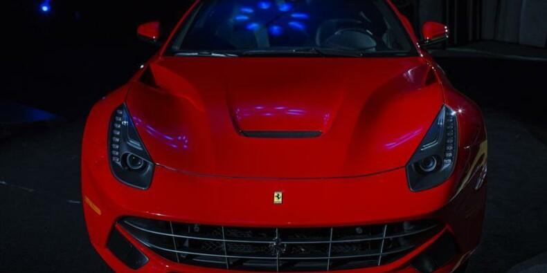 Ferrari a réalisé un chiffre d'affaires record en 2013