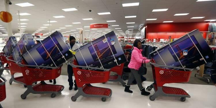 Hausse des ventes pour Thanksgiving et le Black Friday