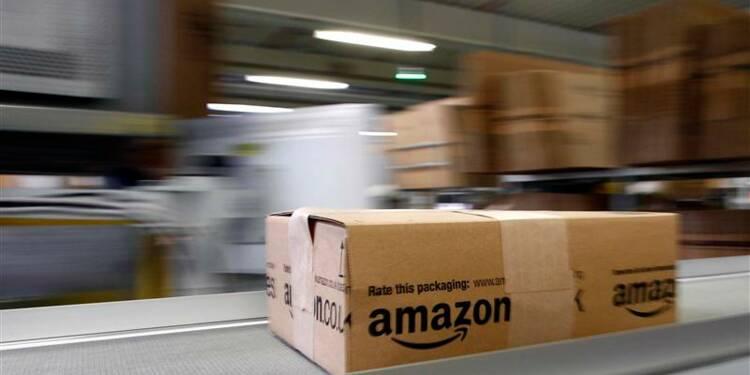 Amazon manque le consensus au 4e trimestre