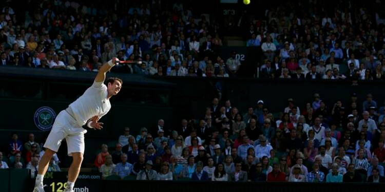 Wimbledon: Djokovic et Del Potro en demi-finale
