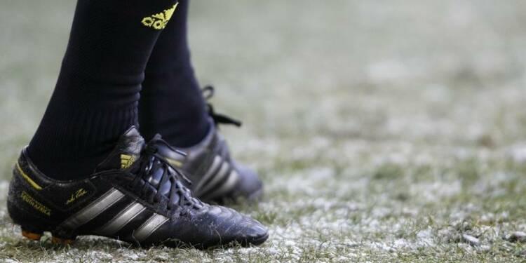 Adidas revoit à la baisse sa prévision de chiffre d'affaires en 2013