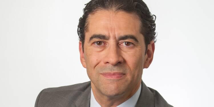 Gérald Karsenti, PDG de HP France : Professeur directeur général