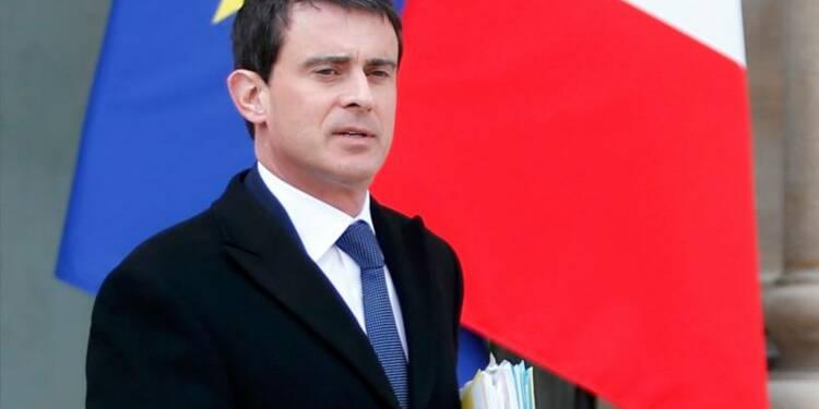 Hollande a choisi Valls pour Matignon, selon les médias