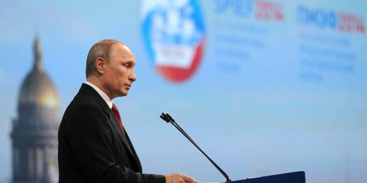 Poutine promet de respecter le vote des Ukrainiens