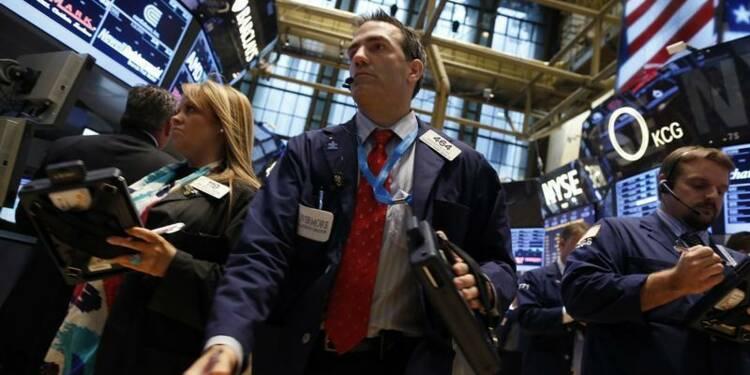 Wall Street hésitante en ouverture