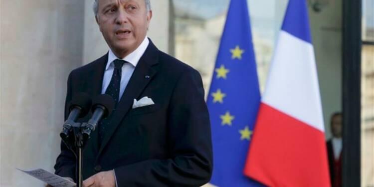 Laurent Fabius pas certain qu'un accord sera conclu avec l'Iran