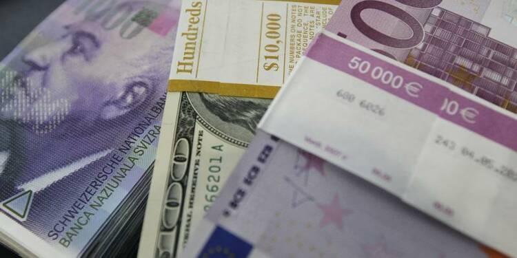 Enquête suisse sur une possible manipulation des taux de change