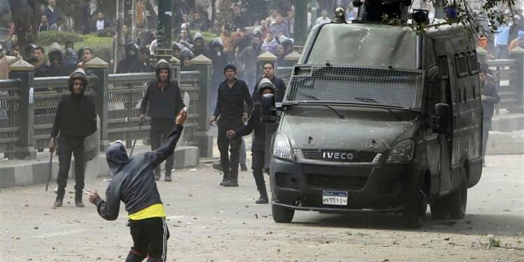 Nouvelle journée de violences meurtrières en Egypte