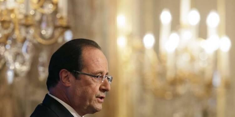 François Hollande peine à trancher sur la Syrie