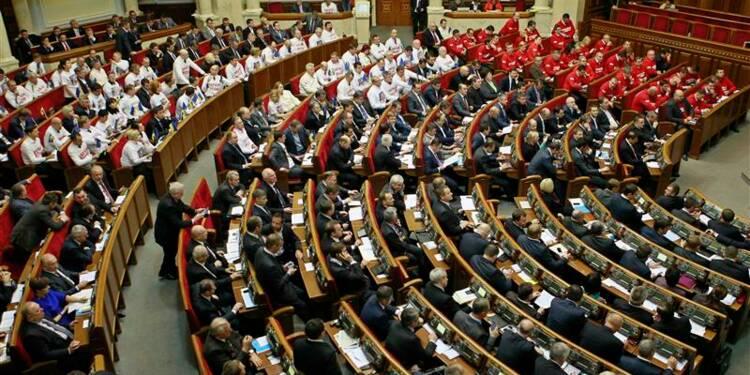 Non du parlement de Kiev au transfert de Timochenko à l'étranger