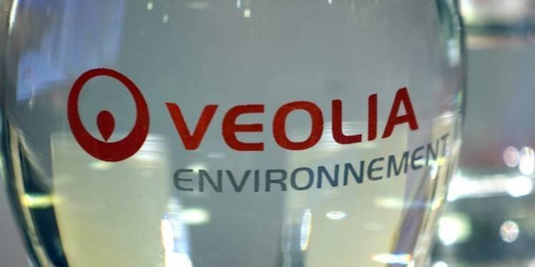Veolia obtient un contrat dans la distribution d'eau aux USA