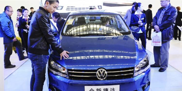 Volkswagen : productivité allemande  + volumes chinois = futur n°1 mondial