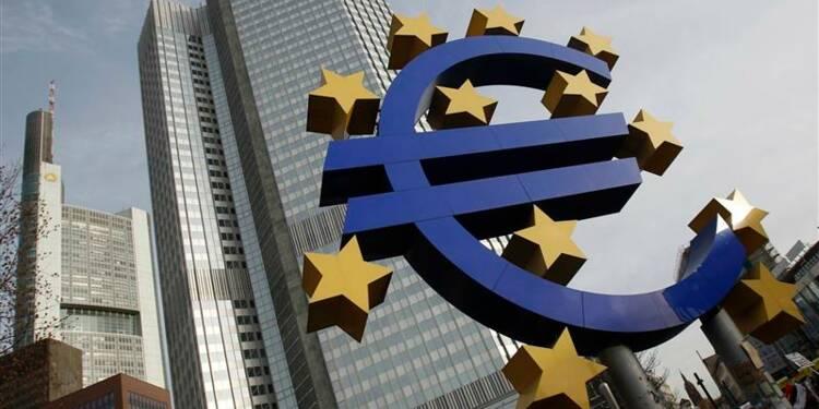 Le PIB de la zone euro s'est contracté de 0,2% au 1er trimestre