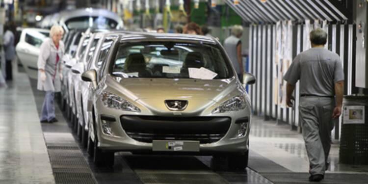 Le marché auto européen dégringole pour le 18ème mois consécutif