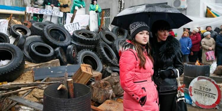 Le président ukrainien annonce une vaste opération dans l'Est
