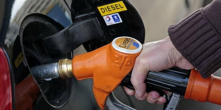 Pas de hausse des taxes sur le diesel en 2014, promet Bercy
