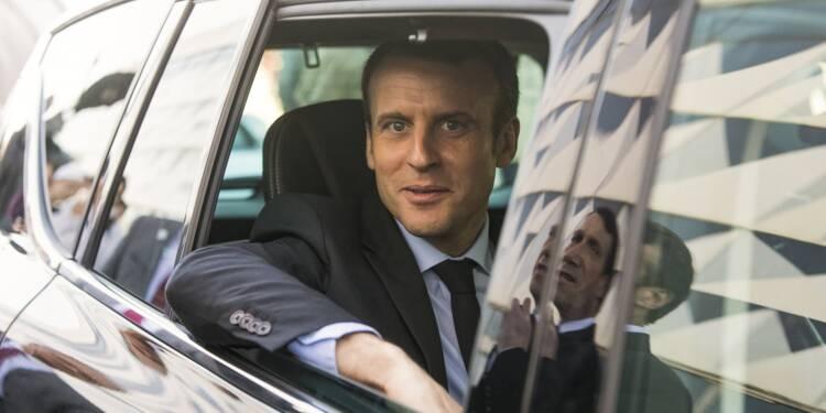 Mais dans quelle voiture roulera le président Macron ?