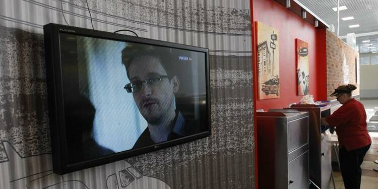 Washington ne compte pas amnistier Edward Snowden