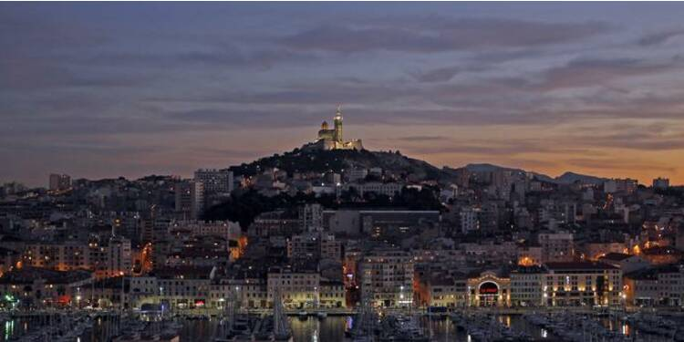 Marseille attire les touristes malgré sa réputation violente