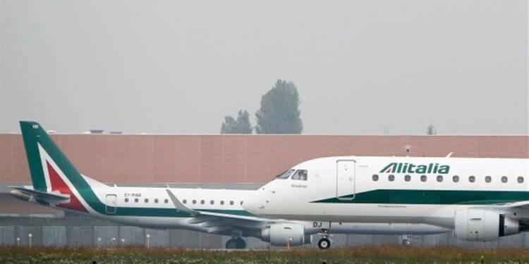 Rome vole au secours d'Alitalia mais pose ses conditions