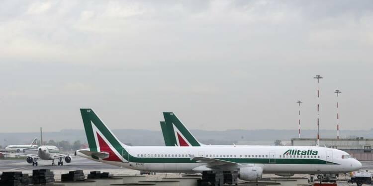 L'Italie cherche à épargner à Alitalia une cessation de paiement