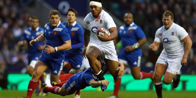 Six Nations: l'Angleterre bat la France 23-13