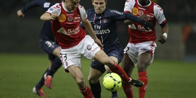 Ligue 1: le PSG et Lyon au ballet des occasions manquées