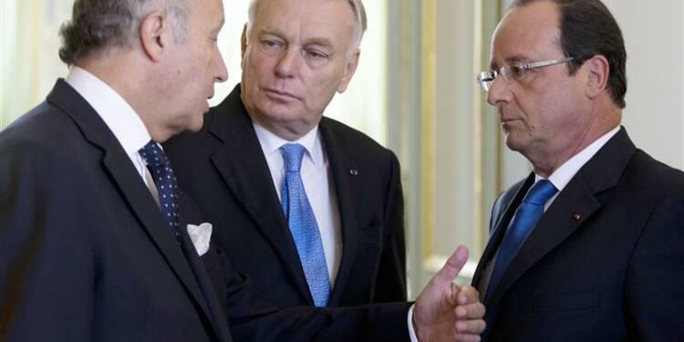 Copé approuve Hollande sur la Syrie mais le met en garde