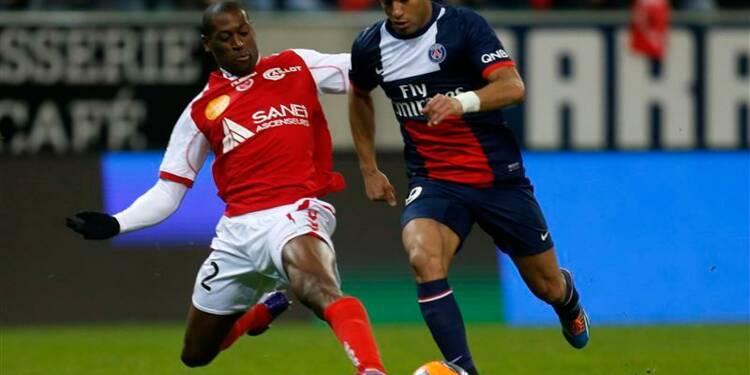 Ligue 1: le PSG prend sa revanche à Reims