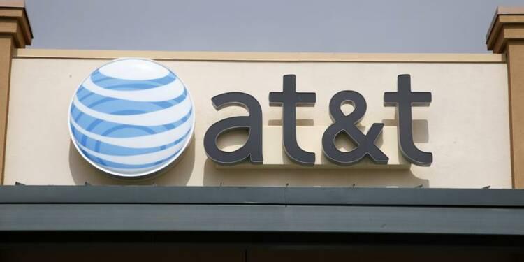 AT&T dit n'envisager aucune offre d'achat sur Vodafone