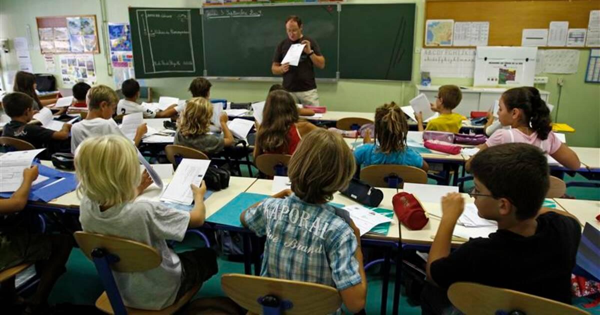 faeeff2d510 Vers une revalorisation des salaires des enseignants du primaire -  Capital.fr