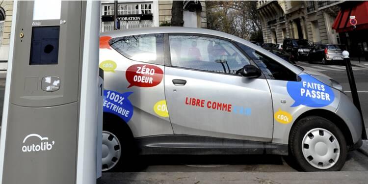 Un ex-EDF électrise Paris avec l'Autolib'