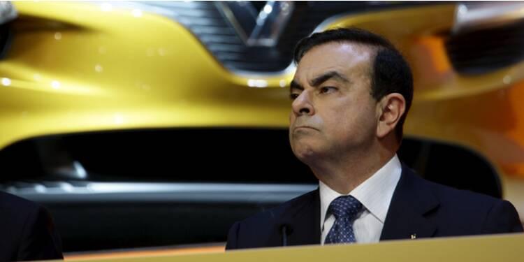 Renault, les dessous d'une sortie de route