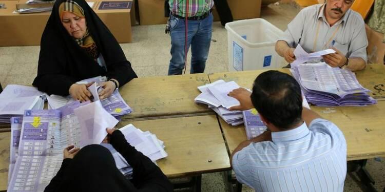 Premières législatives en Irak depuis le retrait américain