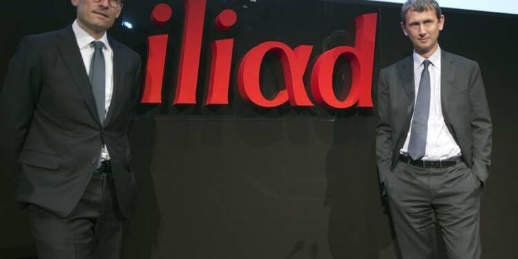 Iliad refinance un crédit syndiqué de 1,4 milliard d'euros