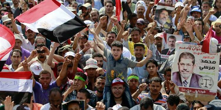 Les Frères musulmans rejettent le calendrier proposé par Mansour