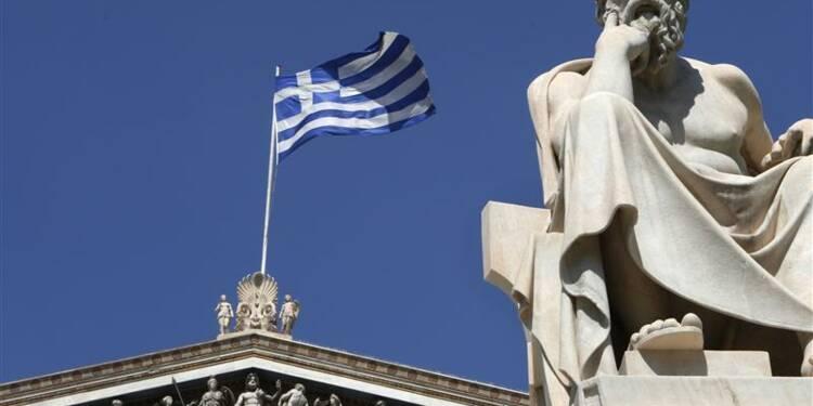 Contraction du PIB grec la plus faible depuis 2010