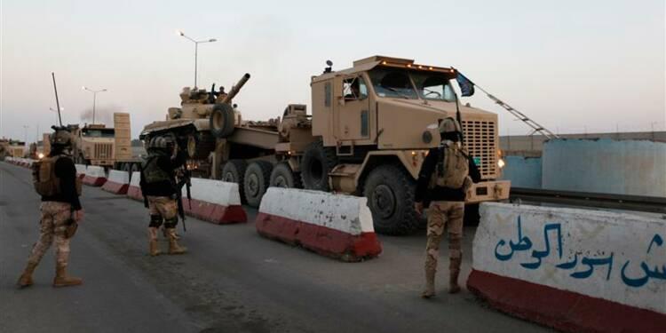 En Irak, les habitants de Falloudja appelés à chasser Al Qaïda
