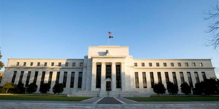 """La croissance américaine """"modeste à modérée"""" pour le Livre Beige de la Fed"""