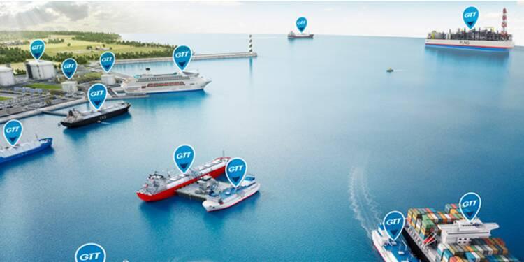 Lancement de l'introduction en Bourse de GTT, la pépite de GDF Suez