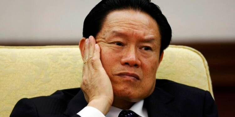 Pékin saisit €10,5 milliards d'actifs dans le dossier Zhou