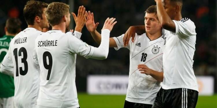 Mondial: la Belgique qualifiée, une première depuis 2002