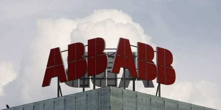 ABB voudrait céder pour plus de 1 milliard de dollars d'actifs