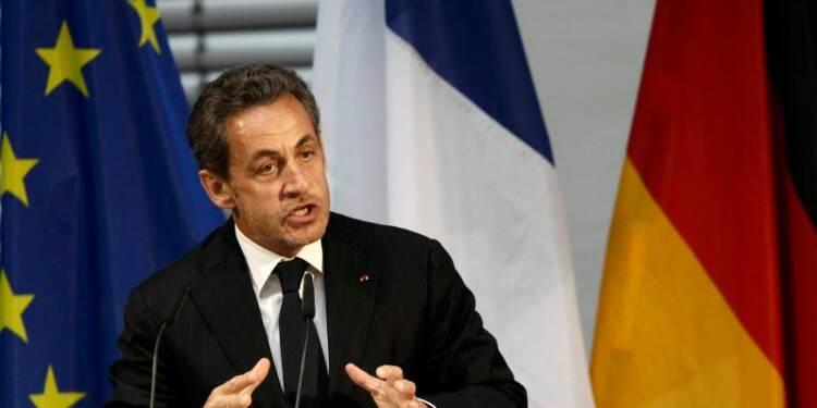 Sarkozy prône une Union européenne réduite à un marché unique
