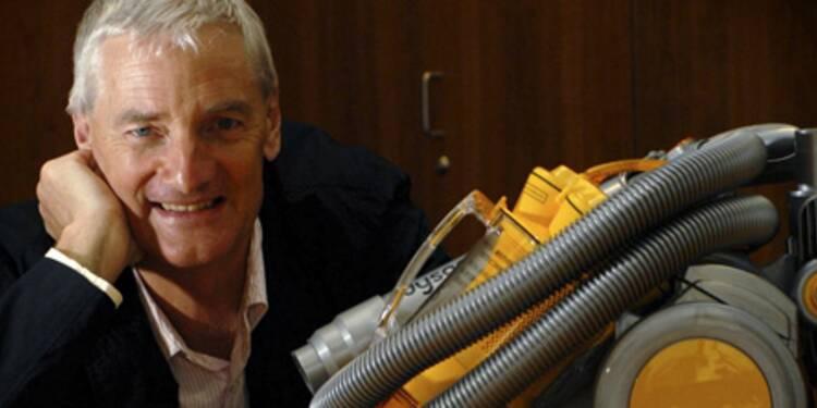 Sir James Dyson : l'inventeur qui décoiffe