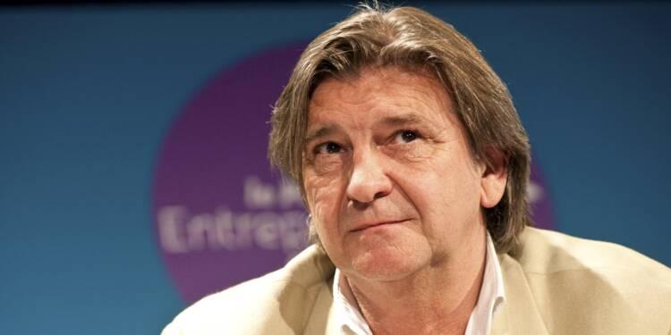 Jean-Marc Borello a créé le groupe SOS, géant français de l'économie solidaire